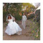 Onze eigen safari bruiloft