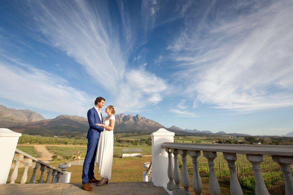 Ook trouwen in ZA