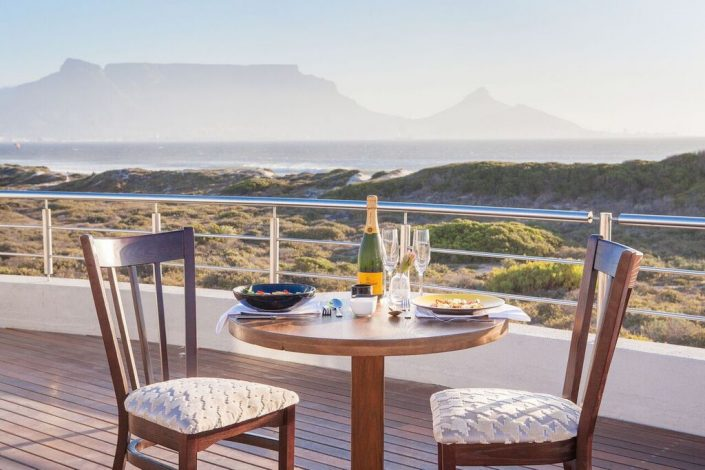 Trouwlocaties in Kaapstad: Sunset Beach bijvoorbeeld
