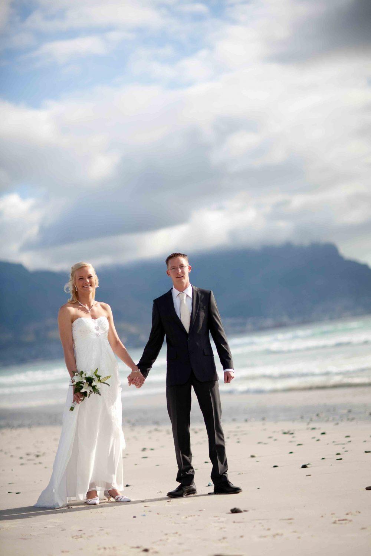 Trouwen op een Zuid-Afrikaans strand: waarom niet?