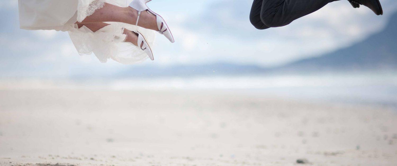 Waarom niet trouwen op het strand van Kaapstad: Kaapstad bruiloft