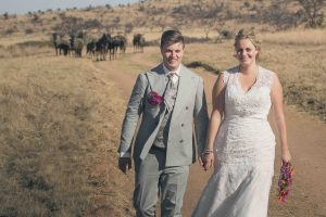 Fotogalerijen: trouwen op safari
