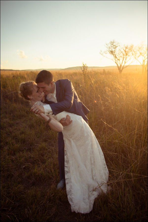 Waarom niet trouwen in de Zuid-Afrikaanse bush?
