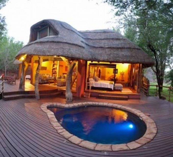 Trouwen op safari Madikwe