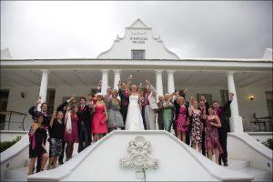 Wijnvelden bruiloften: trouwen tussen de wijnranken