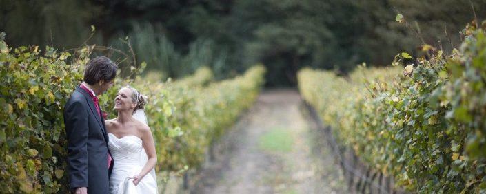 Trouwlocaties in de wijnvelden trouwen in de wijngaarden