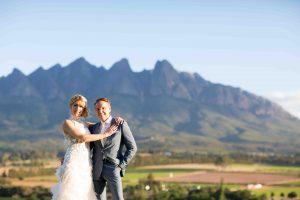 Fotogalerijen: trouwen in de wijnvelden