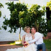 In de Zuid-Afrikaanse wijnvelden trouwen, waarom niet?