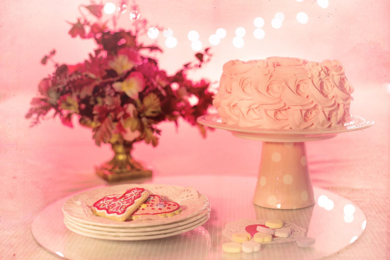Goedkoper: taart en bloemen