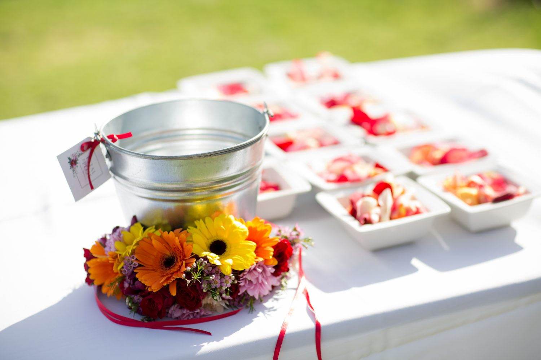 Papierwerk voor bruiloft Zuid-Afrika