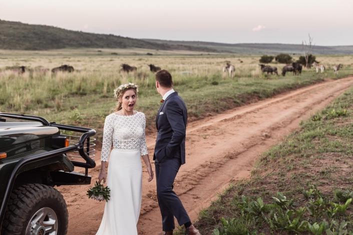 Wie wil er niet trouwen in Zuid-Afrika?